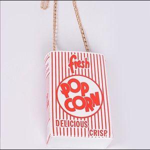 """Popcorn""Crossbody Bag"